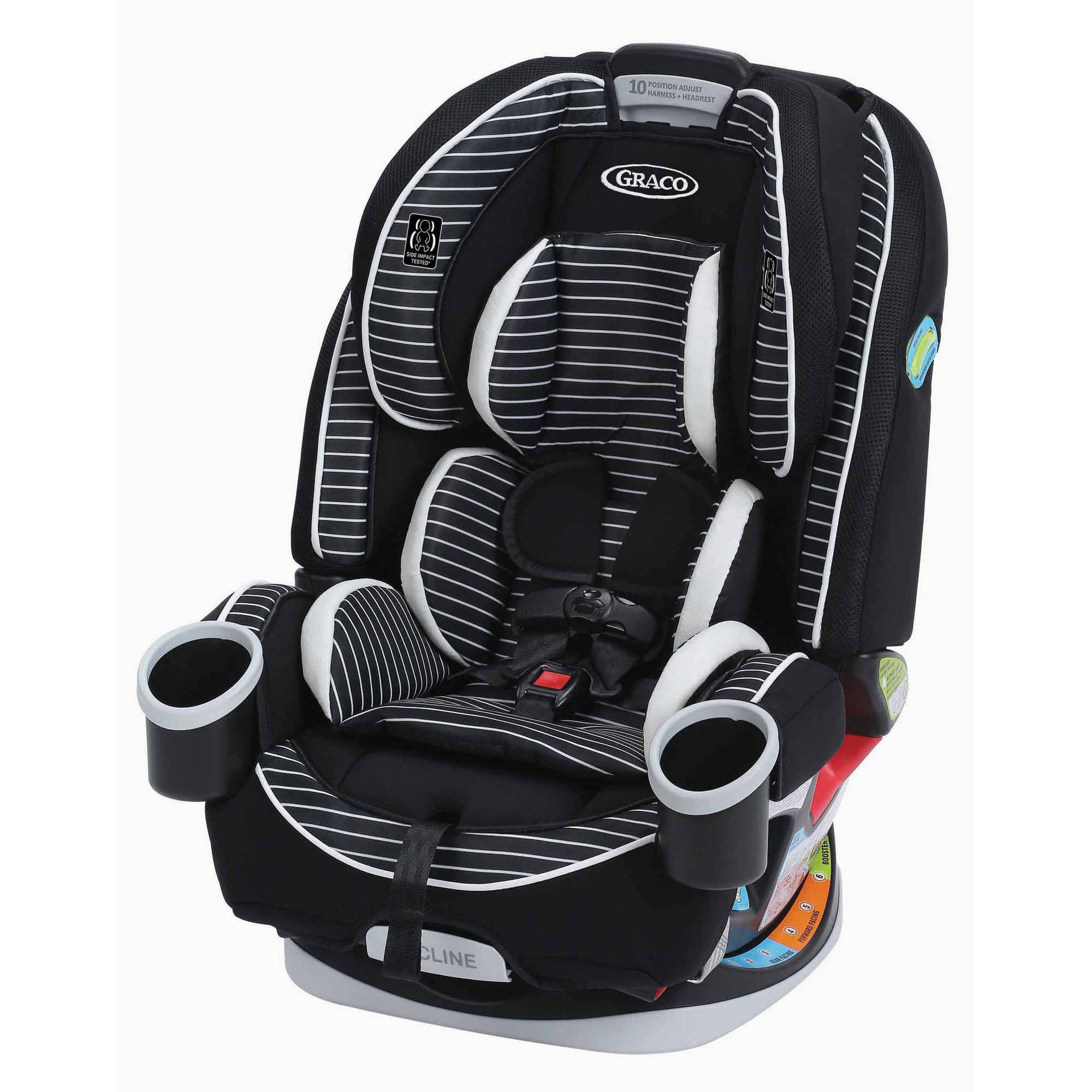 Graco 4Ever All-in-1 Convertible Car Seat, Choose Your Pattern
