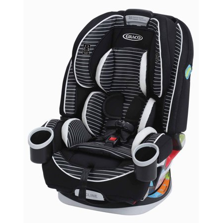 Graco 4ever all in 1 convertible car seat choose your for Silla 4ever graco