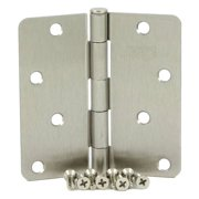 Stone Mill Hardware 4 in. Hinge - 2 Pack