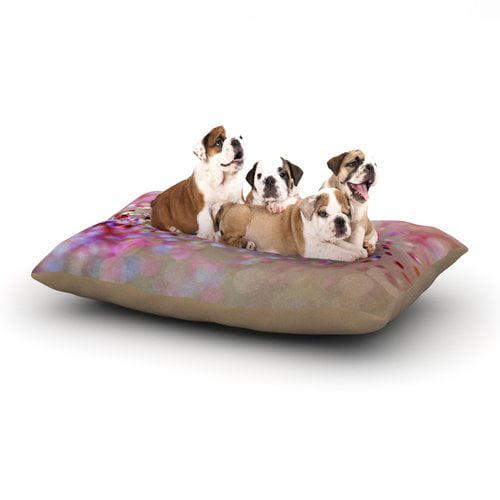 East Urban Home Beth Engel 'Princess Confetti' Dog Pillow...