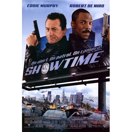 Showtime Movie Poster  11 X 17