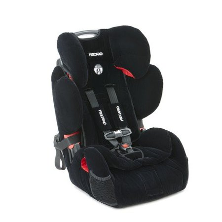 recaro prosport harness to booster car seat in midnight. Black Bedroom Furniture Sets. Home Design Ideas