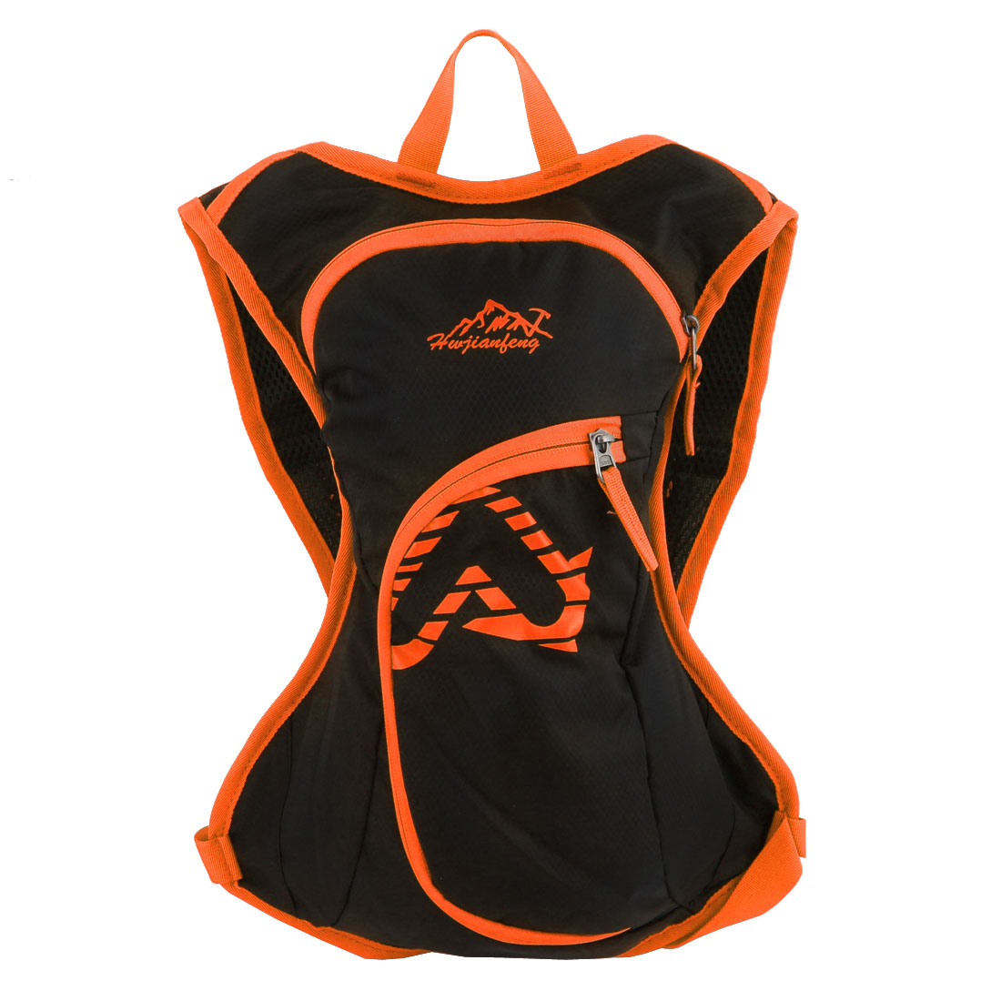 HWJIANFENG Authorized Mountaineering Pack Cycling Sport Backpack Orange 20L