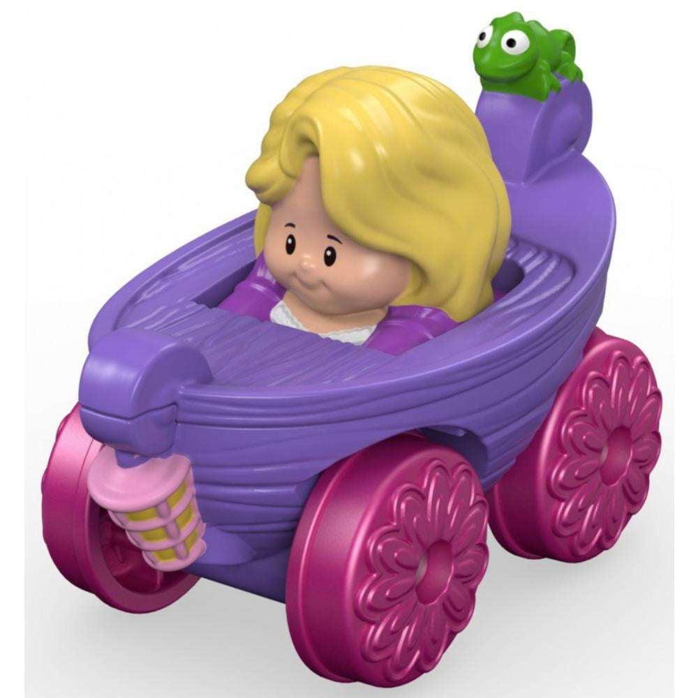 Disney Princess Rapunzel's Boat By Little People