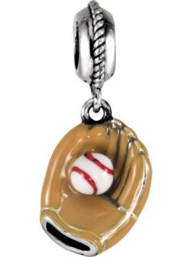 Kera Baseball & Glove Dangle