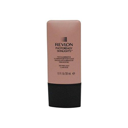 revlon photoready skinlights face illuminator - pink light (Revlon Photoready Skinlights Face Illuminator Peach Light)