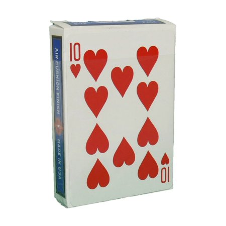 Rock Ridge One Way Forcing Deck for Magic Tricks, Blue Bicycle 10 of