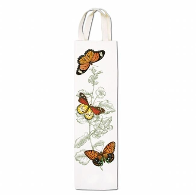 Alice's Cottage AC25BF Butterfly Wine Caddy