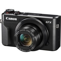 Canon PowerShot G7 X Mark II 20.1 Megapixel Compact Camera (1066C001)
