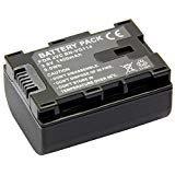 Battery for JVC Everio GZ-HM35BU, GZ-HM40BU, GZ-HM65BU HD Flash Memory