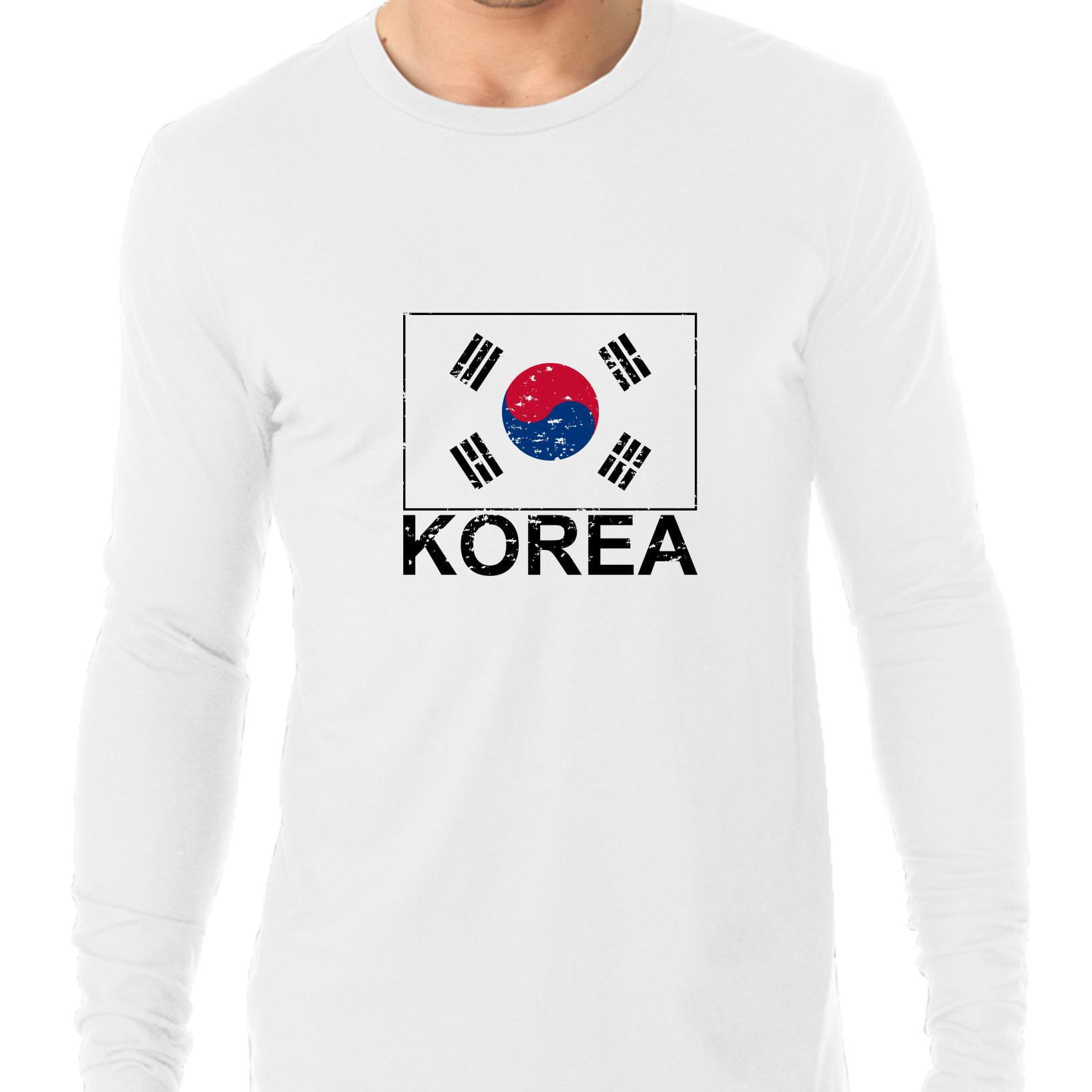 Korea Flag Special Vintage Edition Men