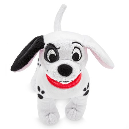 Disney Store Patch Plush 101 Dalmatians Mini Bean Bag New with Tags