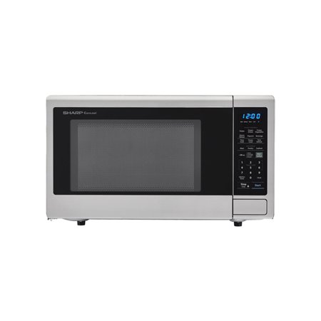 Sharp XL Family 2.2 Cu Ft Stainless Steel Microwave Oven (Certified