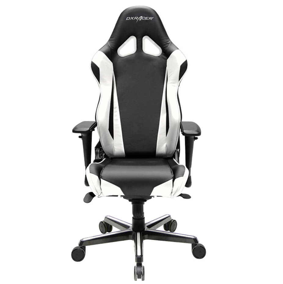 DX Racer DXRacer Racing Series OH/RV001/N Executive High Back Sport Racing Style Gaming Office Chair(Multiple Colors)