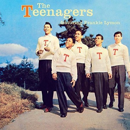 Teenagers Featuring Frankie Lymon (CD)
