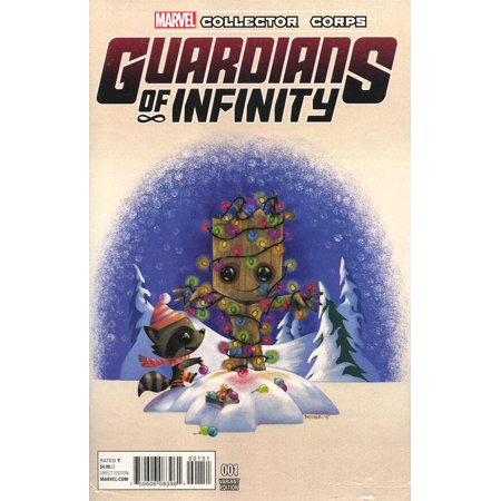 Marvel Collector Corps  001 Guardians Of Infinity