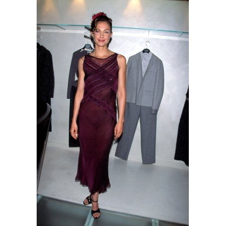 Ashley Judd Wearing An Alberta Ferretti Dress At The Opening Of The Philisophy Of Alberta Ferretti Store In Soho Nyc 91498 By Sean Roberts Celebrity](The Halloween Store Nyc)