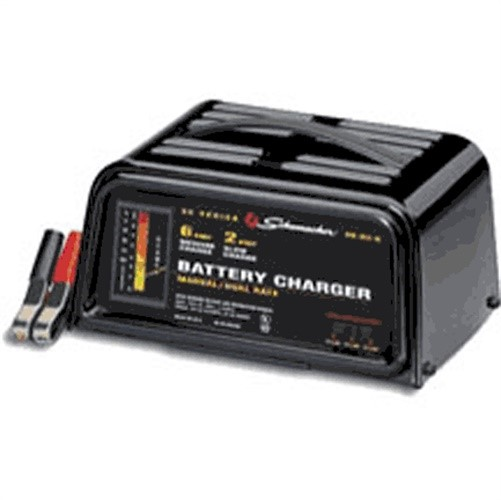 Pkc0c6 6/2 Amp S-E Dual Rate Battery Charger 6/12 Volts (Se826)