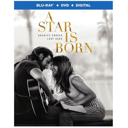 A Star Is Born (Blu-ray + DVD + Digital Copy)