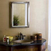 Afina Basix Plus Antique Style Recessed Medicine Cabinet
