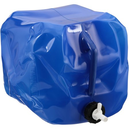 Reliance® Fold-A-Carrier® Collapsible Water Container 5 gal Pack ()