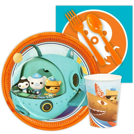 The Octonauts Snack Party Pack For 16](Octonauts Birthday Party)