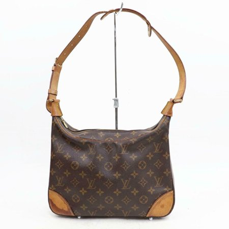 Louis Vuitton Monogram Boulogne 30 Zip Hobo 870487