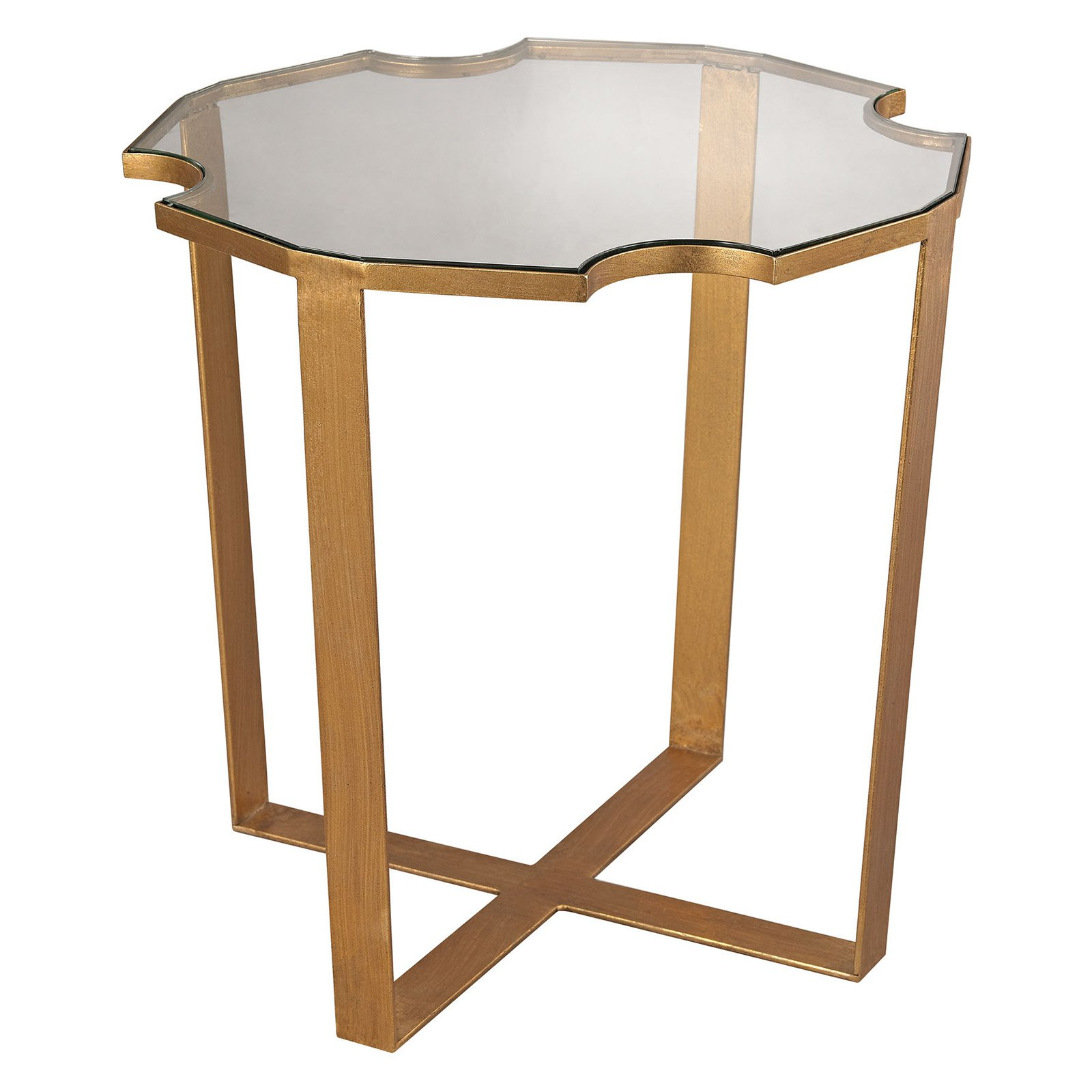 Dimond Home Cutout Top Side Table by Dimond Home