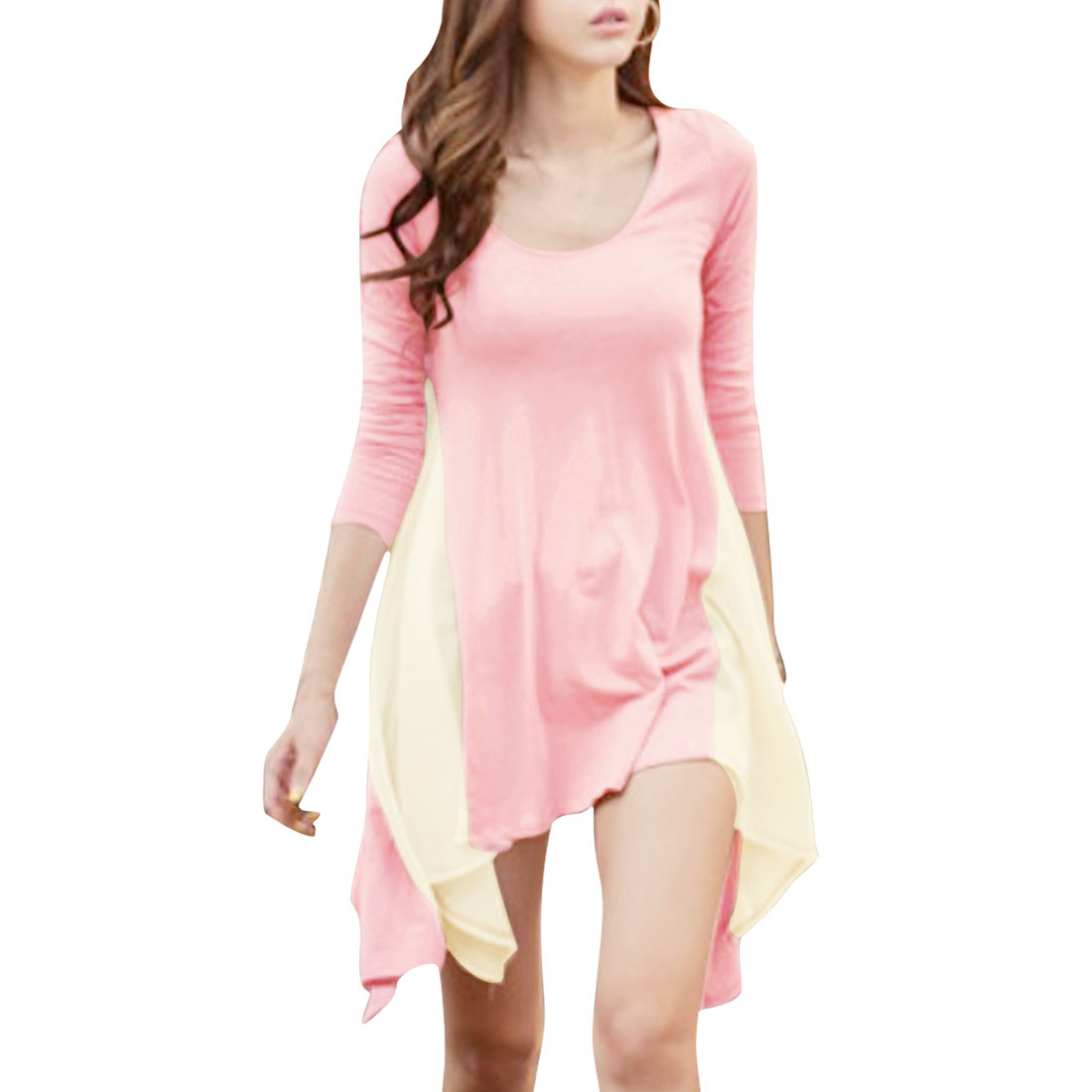 69028fe66e SmackTom - Fashion Sexy Womens Summer Lace Top Loose Sleeveless Blouse  Ladies Casual Tank Tops T-Shirt (Pink) Size-S - Walmart.com