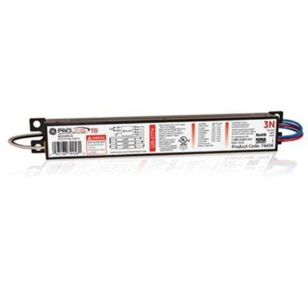 Single Retrofit Lighting Electronic Ballast (74456 GE332MV-N 120/277-Volt Multi-Volt ProLine Electronic Fluorescent T8 Instant Start Ballast 3 or 2 F32T8 Lamps, Instant Start T8 Ballast.., By GE Lighting )