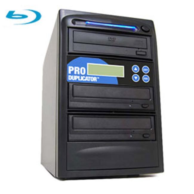 Produplicator A3BR10X500G 3 Blu-Ray Drive BD-CD-DVD Duplicator Plus Built-In 500GB HDD Plus USB Connection