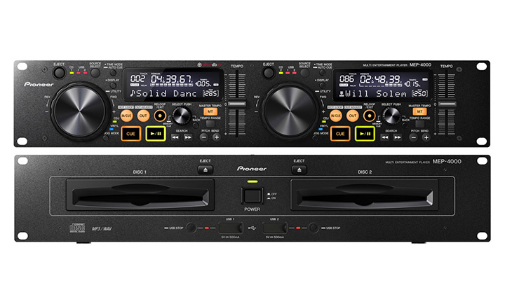 PIONEER MEP-4000 CD PLAYER DRIVERS WINDOWS 7