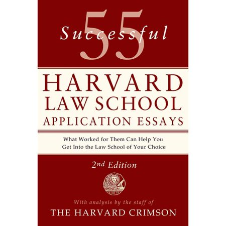 essays from harvard applicants