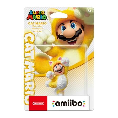Cat Mario - Super Mario Series, amiibo