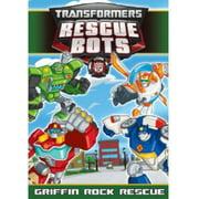 Transformers Rescue Bots: Griffin Rock Rumble (DVD)