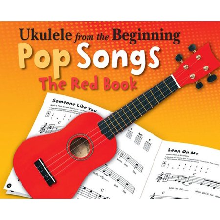Ukulele from the Beginning - Pop Songs : The Red - Pop Halloween Songs List