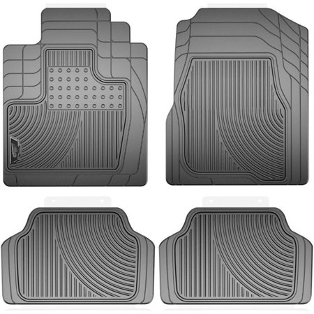 Armor All Grey Suv Crossover Floor Mat  4 Piece