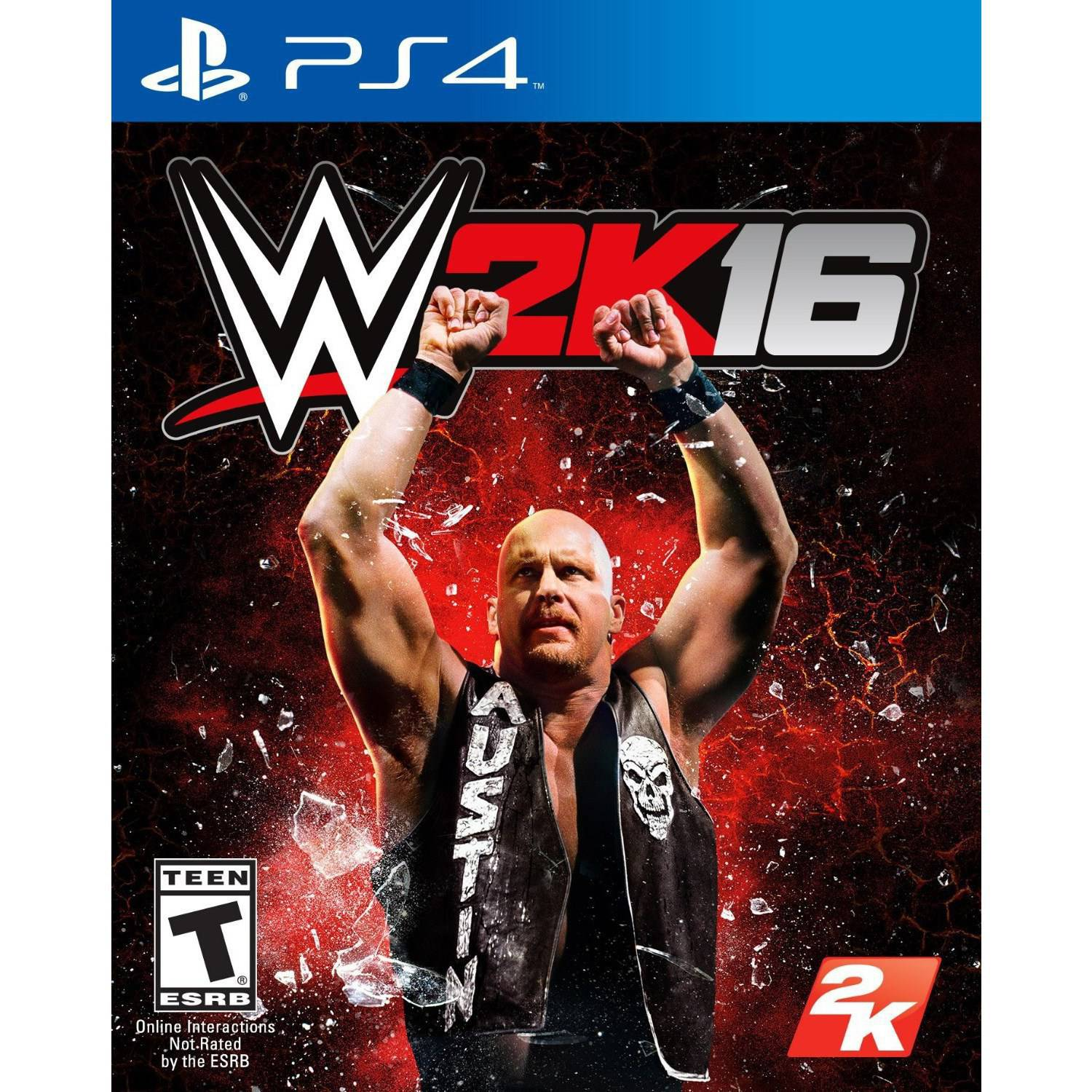 WWE 2K16 (PS4) - Pre-Owned
