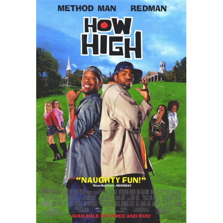 How High (2001) 27x40 Movie Poster