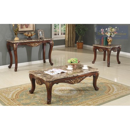 bestmasterfurniture 4 piece coffee table set