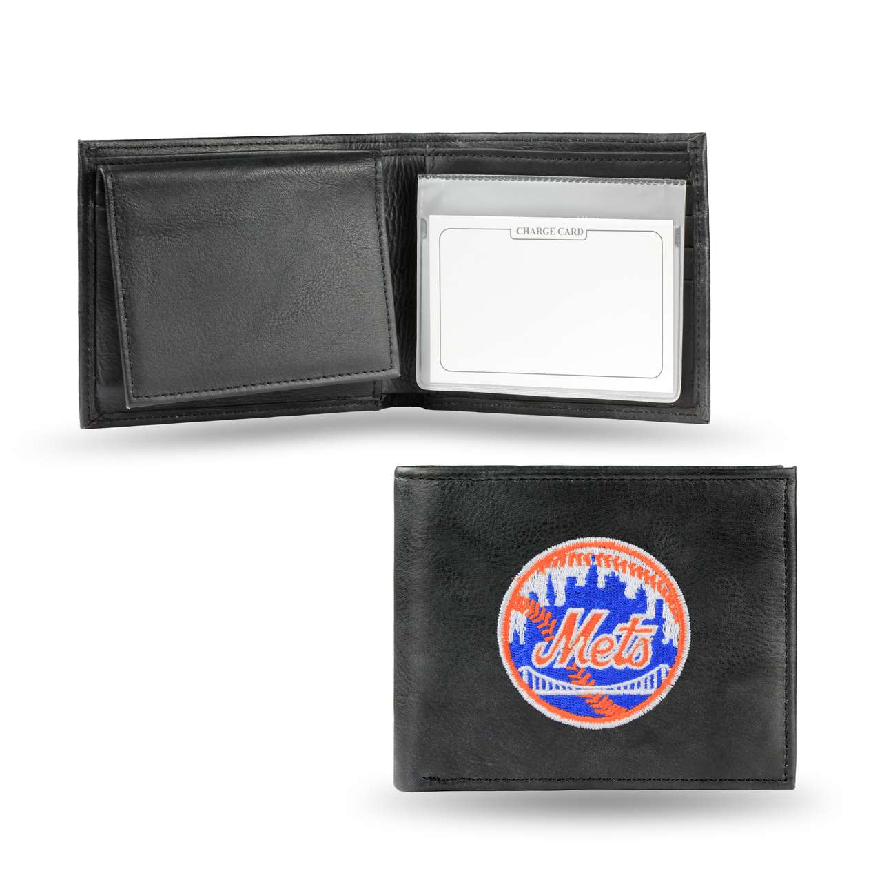 New York Mets  Embroidered Billfold - image 1 of 1
