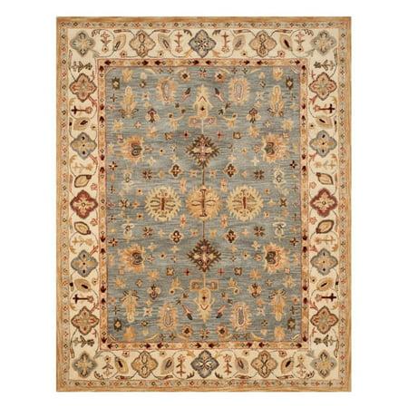Safavieh Antiquity Heathe Hand Tufted Wool Area Rug or Runner