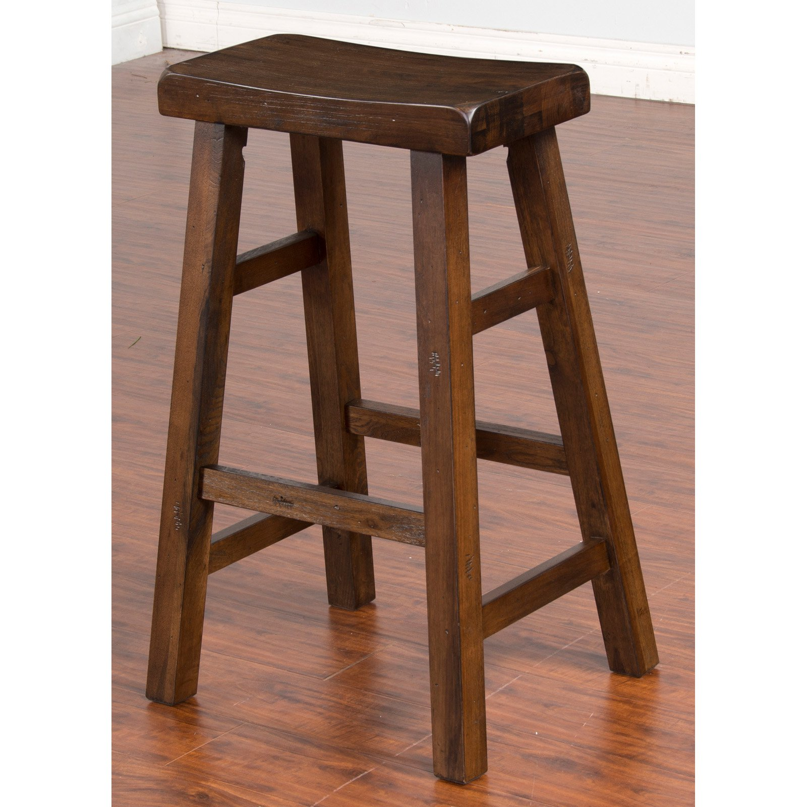 Saddle Seat Bar Stool  sc 1 st  Walmart & Saddle Seat Stool islam-shia.org