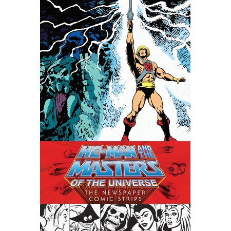 He Man And The Masters Of The Universe  The Newspaper Comic Strips
