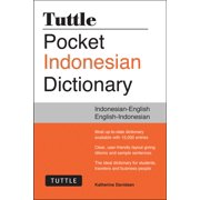 Tuttle Pocket Indonesian Dictionary : Indonesian-English English-Indonesian