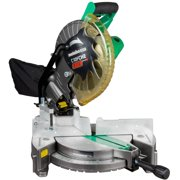 Best Miter Saws - Metabo Hpt-C10FCH2SM metaboHPT Compound Miter Saw 10in. Review