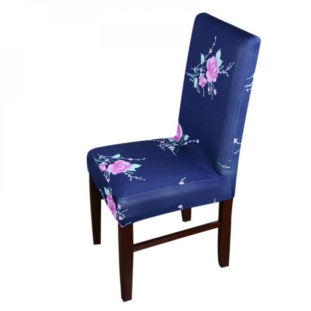 Cutelove Soft Stretch Polyester Spandex Pattern Chair Covers For Kitchen Chair Short Dining Chair Cover Walmart Com Walmart Com