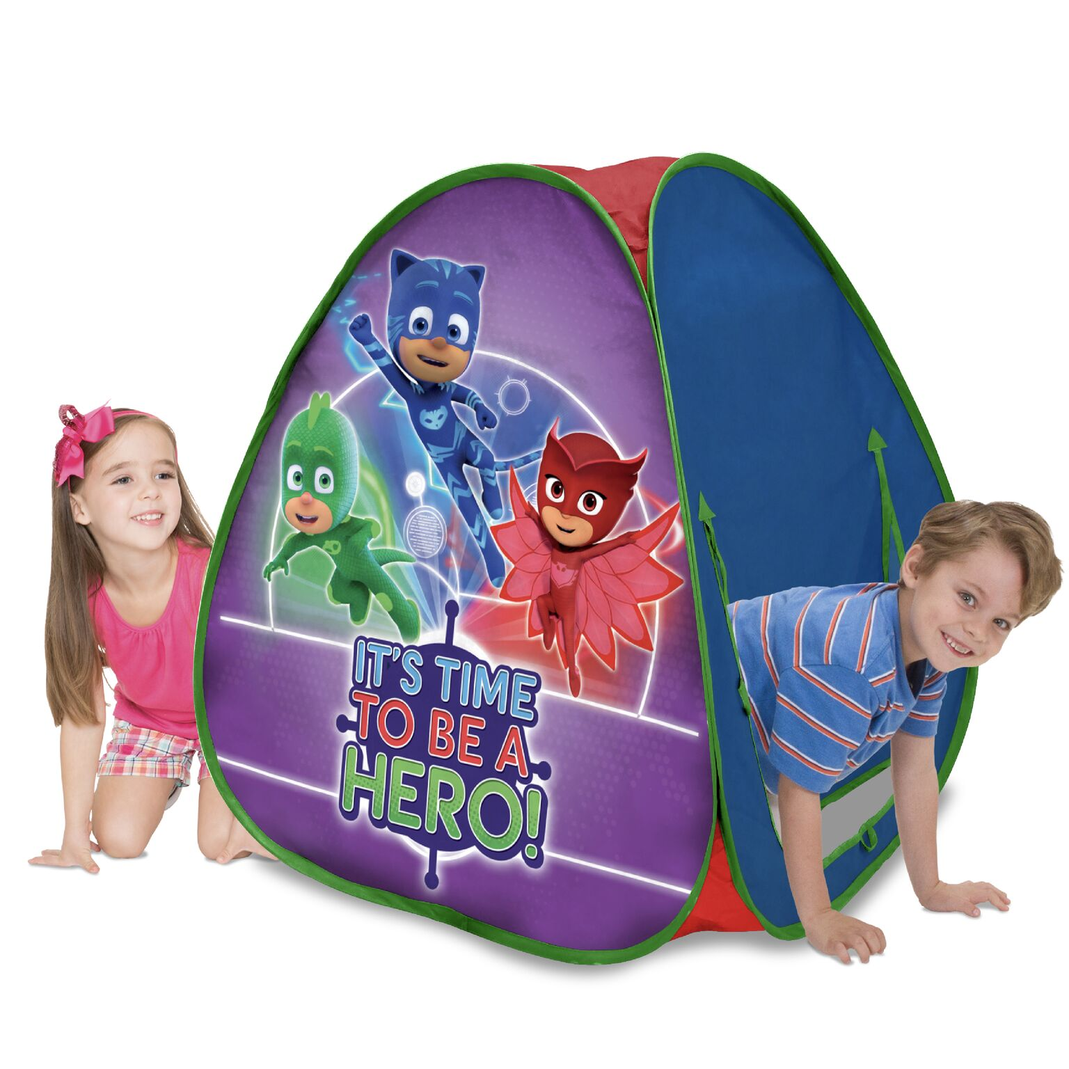 Playhut PJ Masks Classic Hideaway Play Tent
