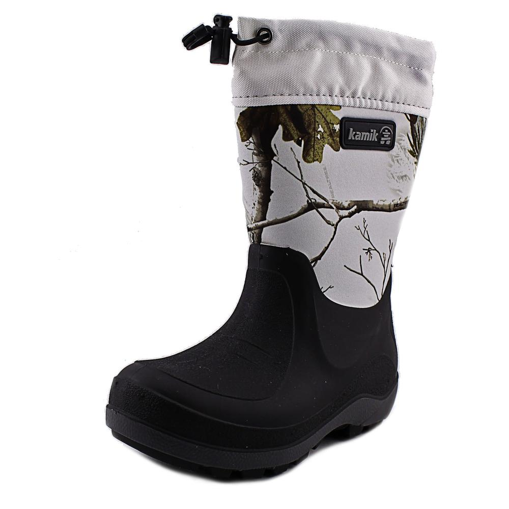 Kamik Stormin2   Round Toe Synthetic  Snow Boot