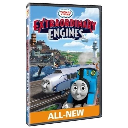 Thomas And Friends: Extraordinary Engines (Widescreen)
